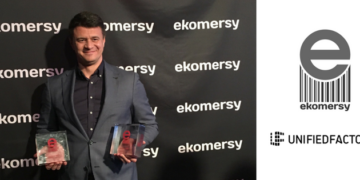 Unified Factory was awarded two awards in the Ekomersy 2017 competition