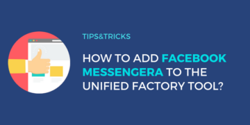 How to add Messenger to the Easy Unified Factory tool