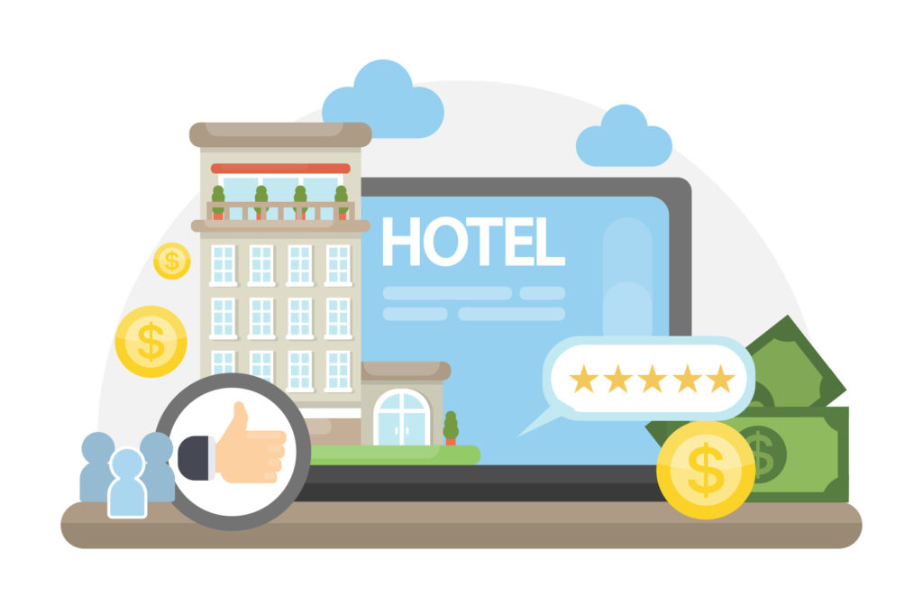 Marketing for hotels, or how to finalize sales using chat?