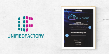 Unified Factory PRO wygrywa Best in Cloud 2018