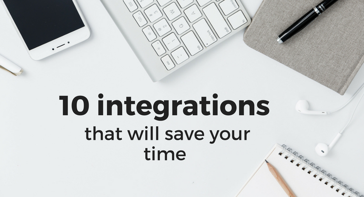 10 integrations that will save your time when using UF Easy