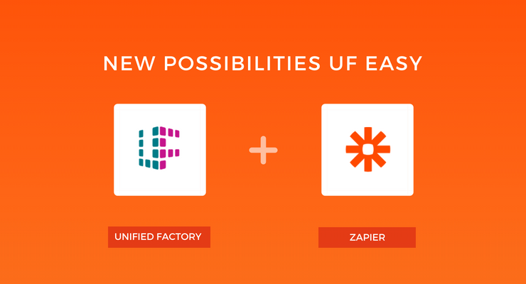 Unified Factory expands cooperation with Zapier