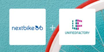 Nextbike zostaje klientem Unified Factory